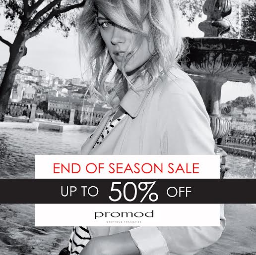 promod end of season sale
