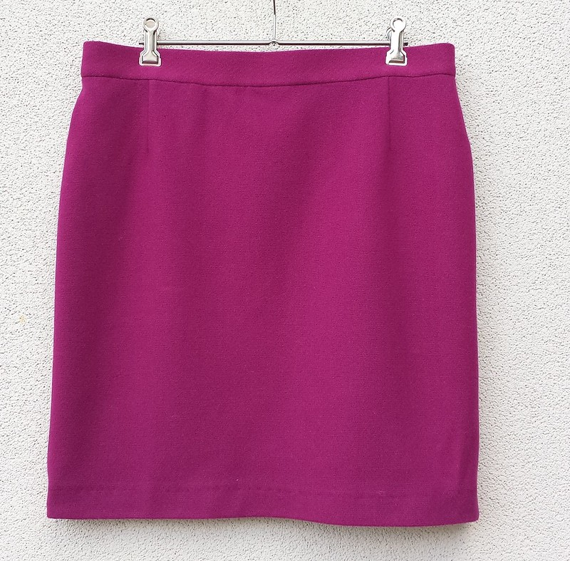 Lekala 5088 three seam skirt