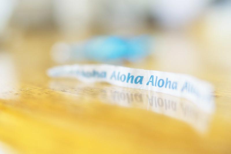 Aloha wrapping