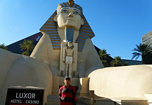 The Luxor in Nevada