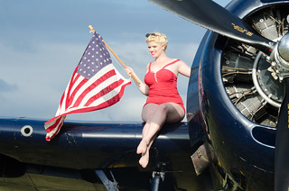 AirExpo Pinup Photo Shoot | by pmarkham