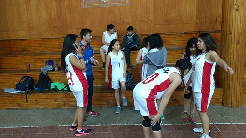 Linsem- Campeonato de Basquetbol Femenino 2016