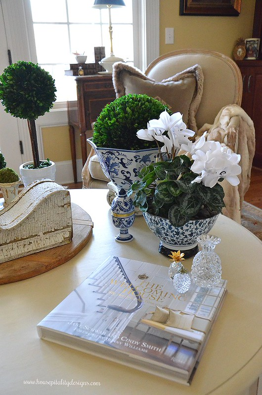 Blue and White-Vignette-Housepitality Designs