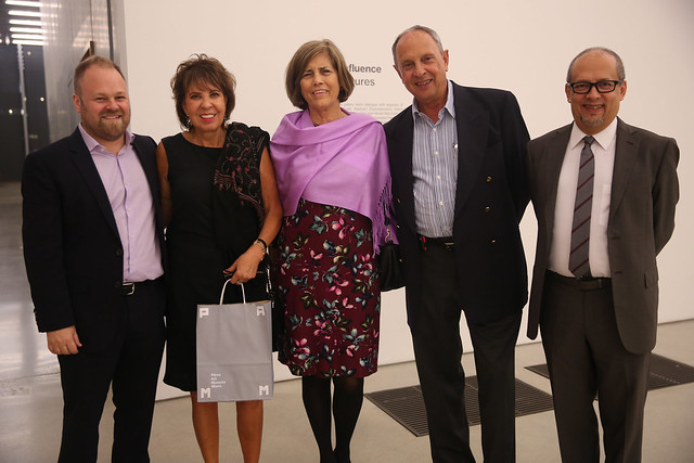 Tobias Ostrander, Graciela de la Torre, Rosario Ramos, Javier Garza, & Pacho Paredes
