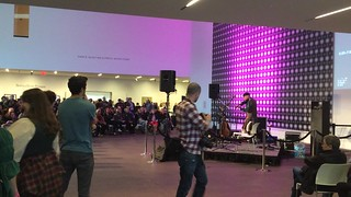 Friday Nights at the De Young Museum - Trio of One Fiddler Michael Mullen