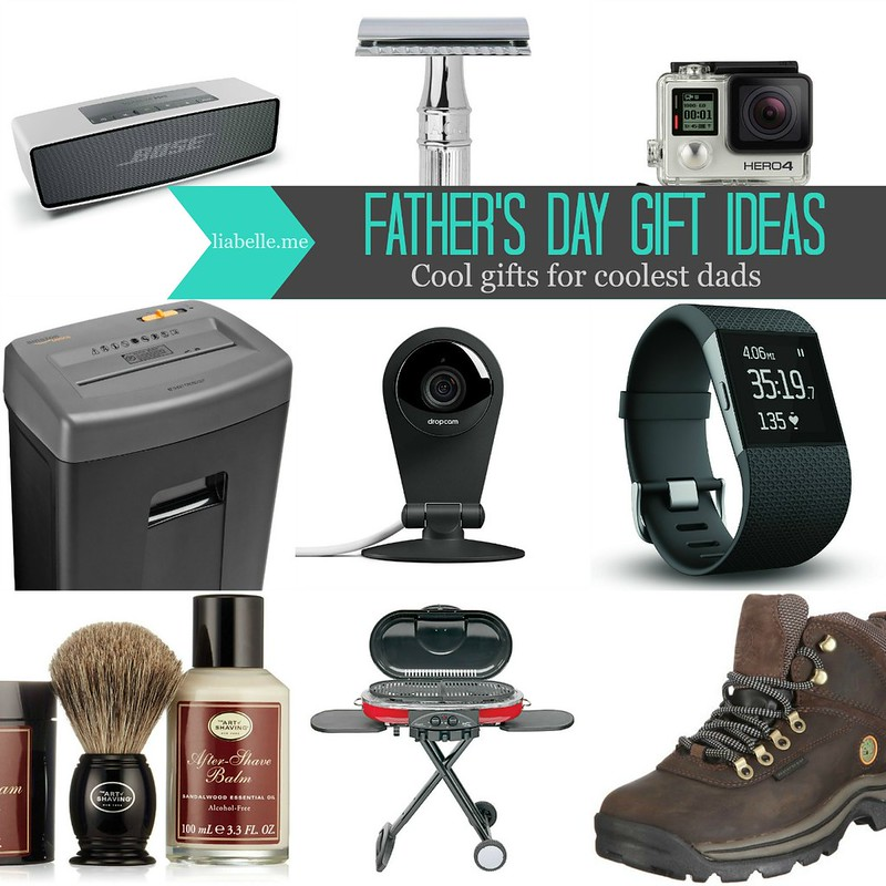 Father's Day Gift Ideas - Cool gifts for coolest dads