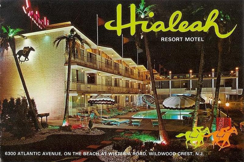 hialeah postcard