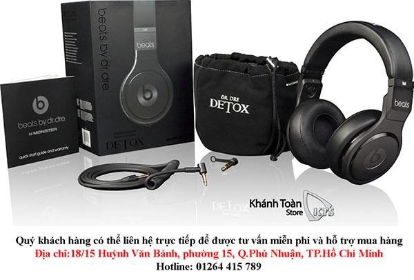 Hỏi về mua tai nghe Beats tại đâu ở trong TP.HCM chất lượng?