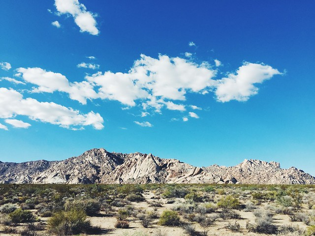 Roadtrip: Los Angeles to Vegas