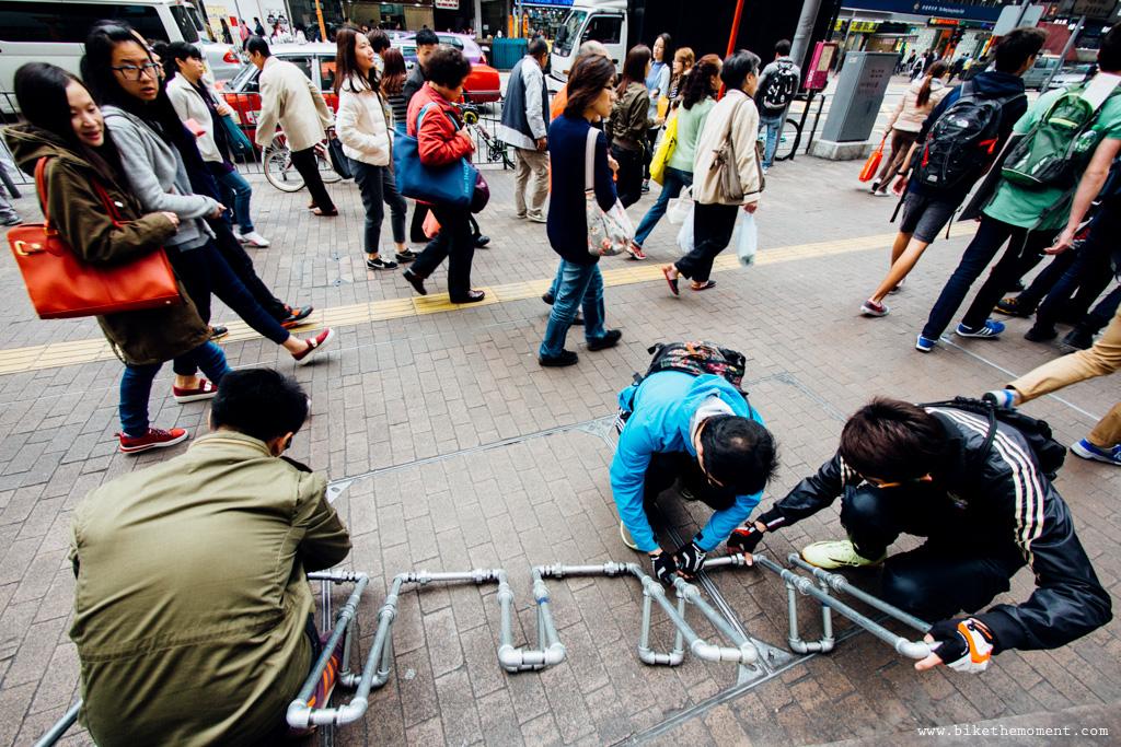 無標題  《假如讓我泊下去2 九龍中西篇》﹣香港市區單車位的幻想影集 18692077805 aaa81a83bc o