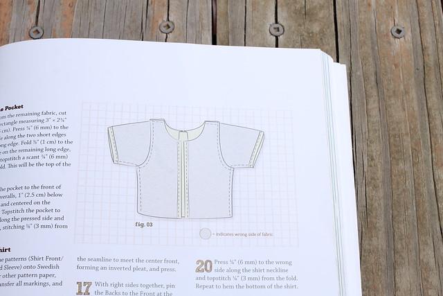 sew liberated pattern drawing