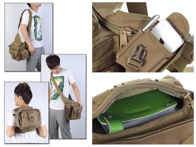 DCkina Outdoor Sling Bag