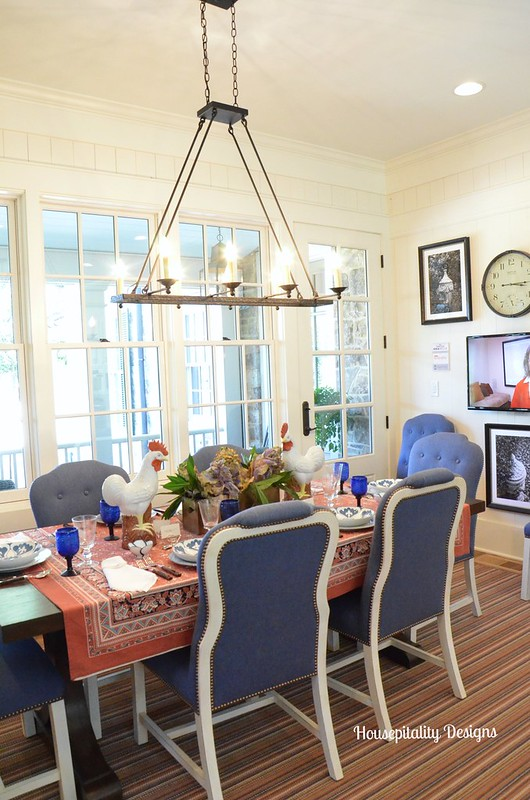 Dining Room 2015 Southern Living Idea House Housepitality Designs