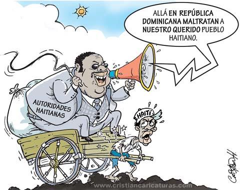 El pueblo haitiano