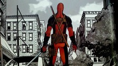Deadpool - lonely