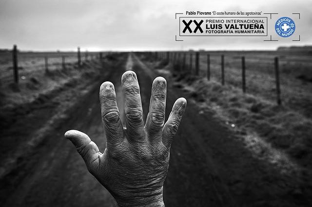 PABLO PIOVANO El coste humano de los agrotóxicos/The human cost of agrotoxins