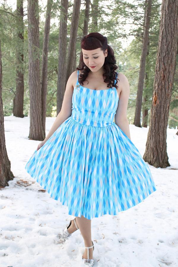 pinup girl clothing harlequin