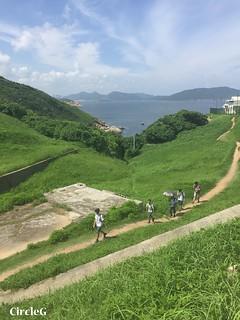 CIRCLEG 香港 遊記 筲簊灣 鶴咀 巴士 (33)