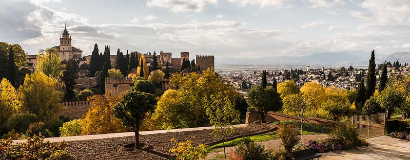 Panorámica Granada
