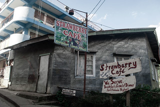 sagada strawberry cafe