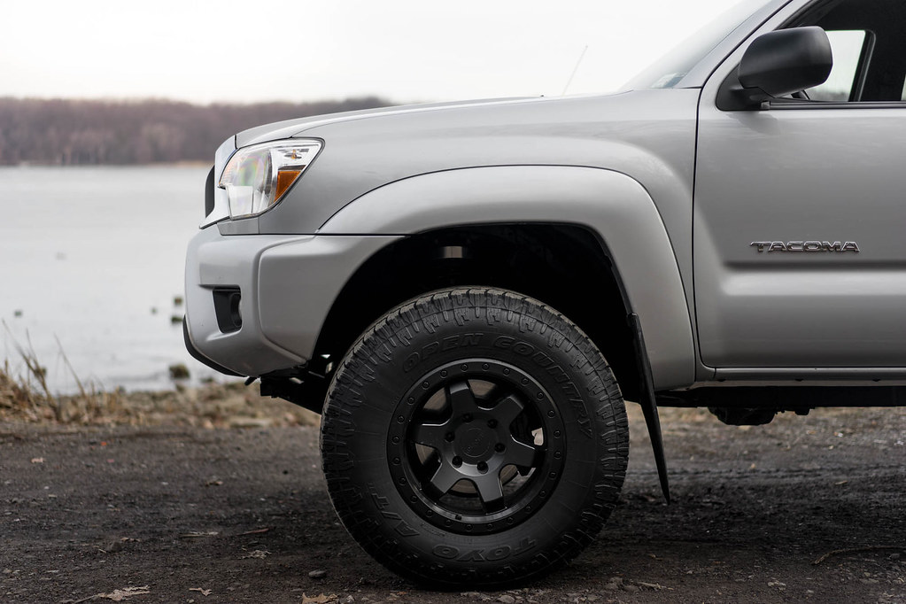 2017 Toyota Tundra Lifted >> Toyota Tacoma - Rotiform SIX-OR | Rotiform | Flickr