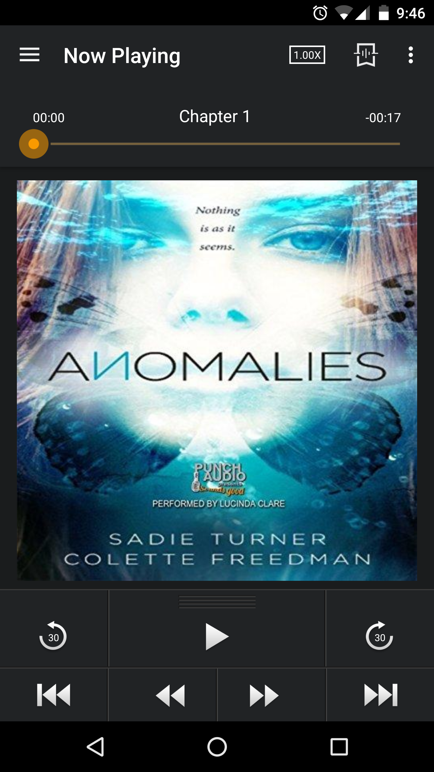 Anomalies by Colette Freedman and Sadie Turner