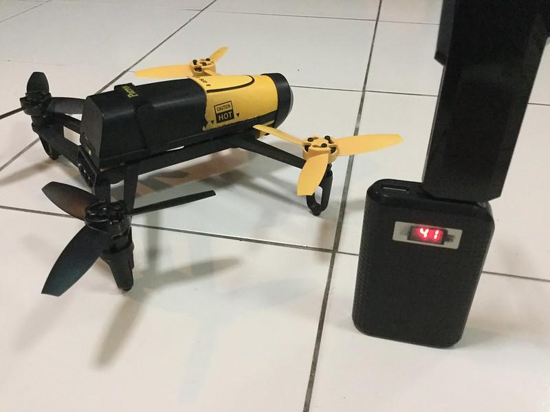 Bebop Drone / WiFi Extender