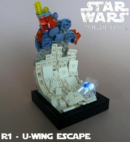 IDSMO R1- U - Wing Escape