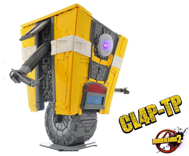 Claptrap - CL4P-TP general purpose robot