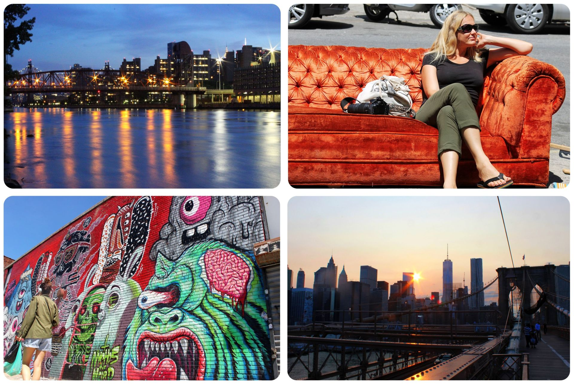 New York Summer 2015