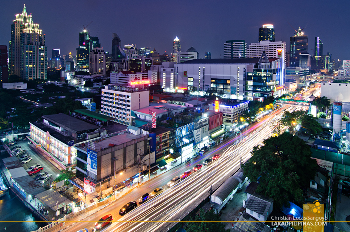 Novotel Platinum Bangkok