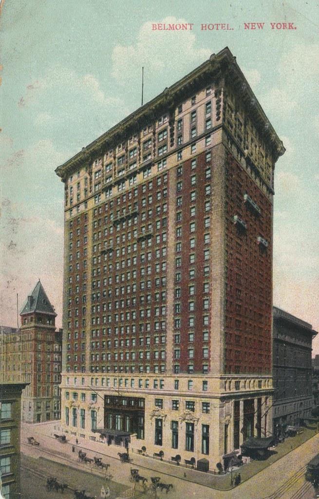 Belmont Hotel - New York, New York