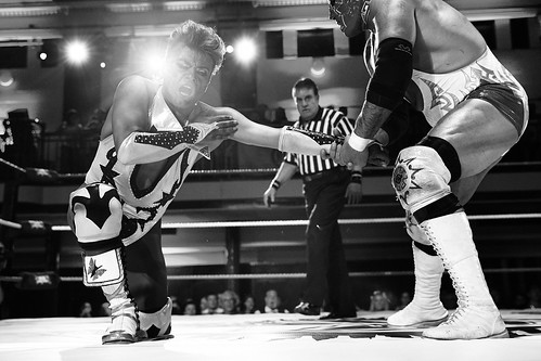 THE GREATEST SPECTACLE OF LUCHA LIBRE.11th July 2015, York Hall, London | by Ambra Vernuccio