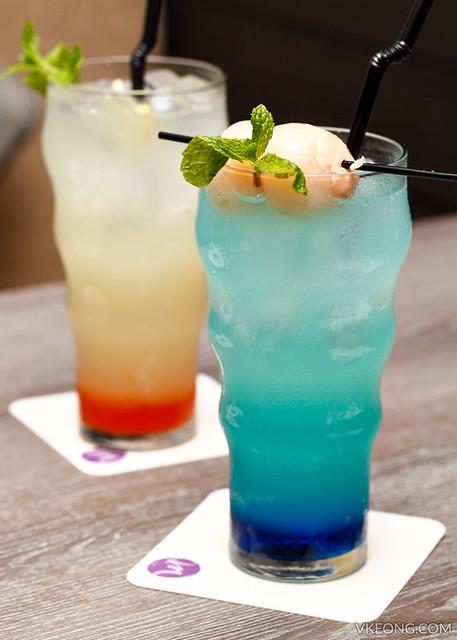 Breeze Bistro Bar Cocktails