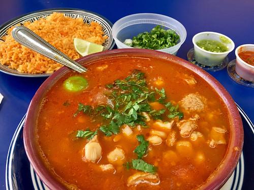 Tacos Rojas