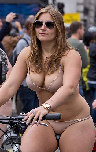 london naked bike ride 2015 chris beckett flickr