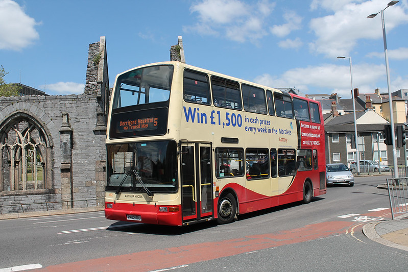 Plymouth Citybus 482