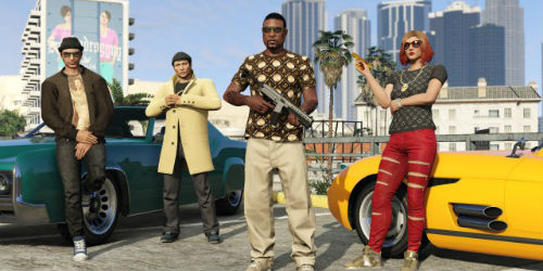 GTA 5 Online: Ill-Gotten Gains DLC is now available