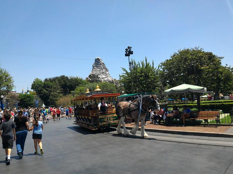 Disneyland USA
