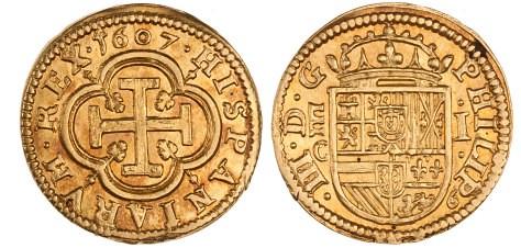 Philip III Escudo