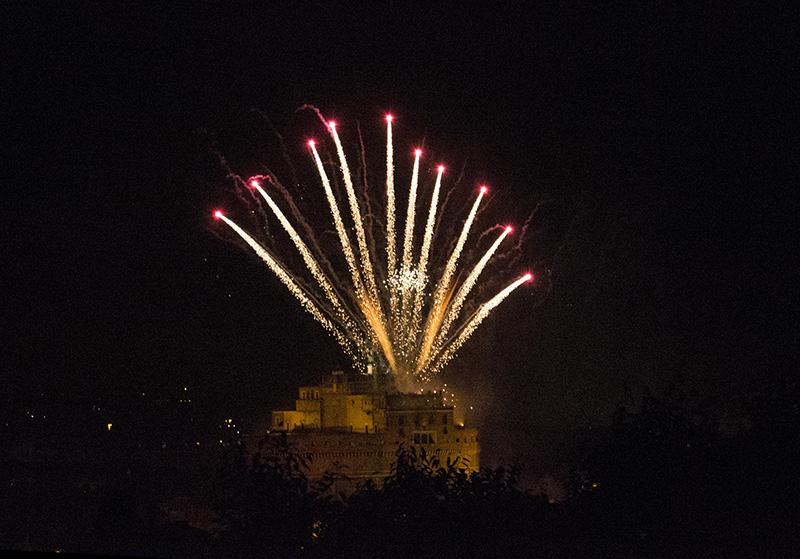 Girandola Roma