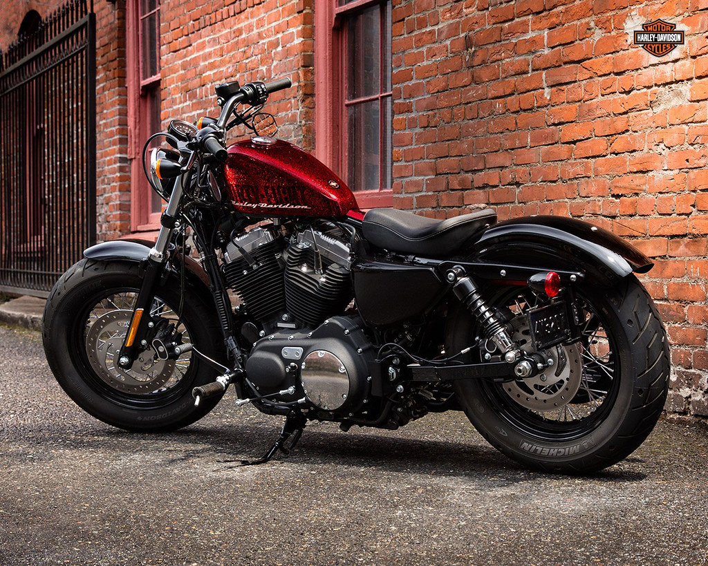 2014 Harley-Davidson XL1200X Forty-Eight Specs and Review | Flickr