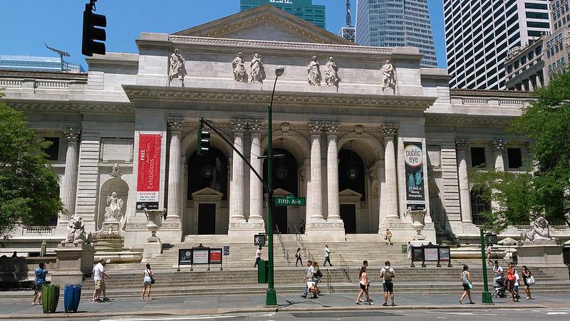 Biblioteca Pública de Nueva York (New York Public Library)