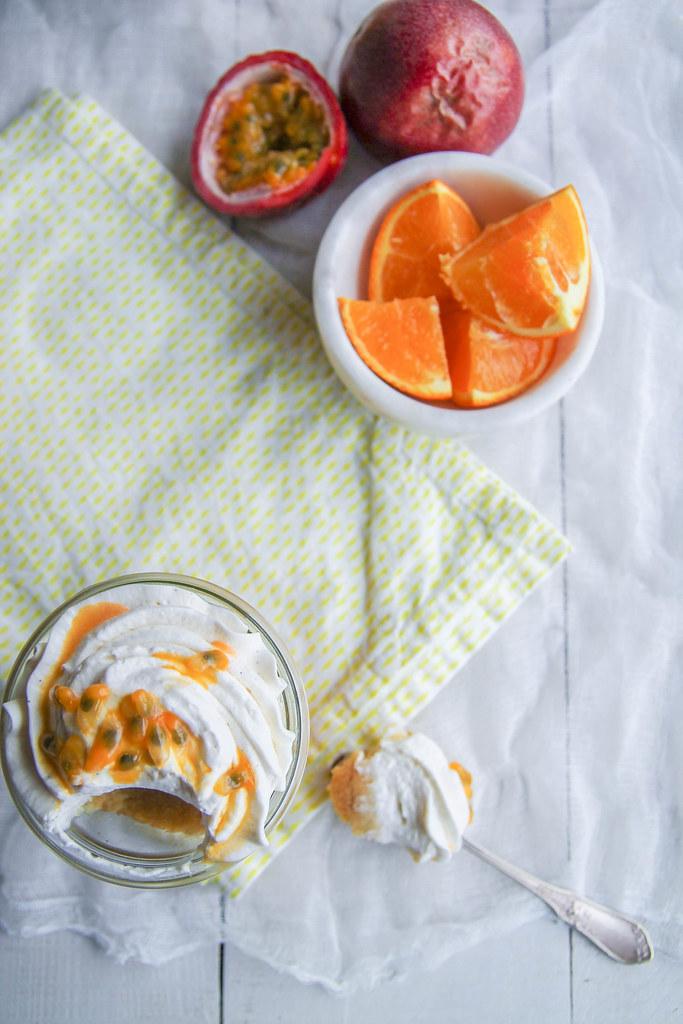 recette de verrine de gâteau