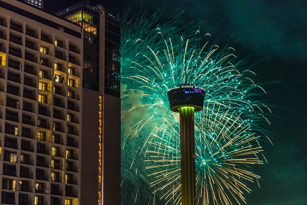happy new year from san antonio texas by black_room