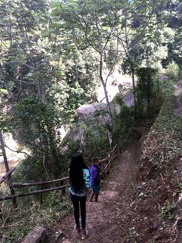 57 - Stairs to Saltos de Baiguate
