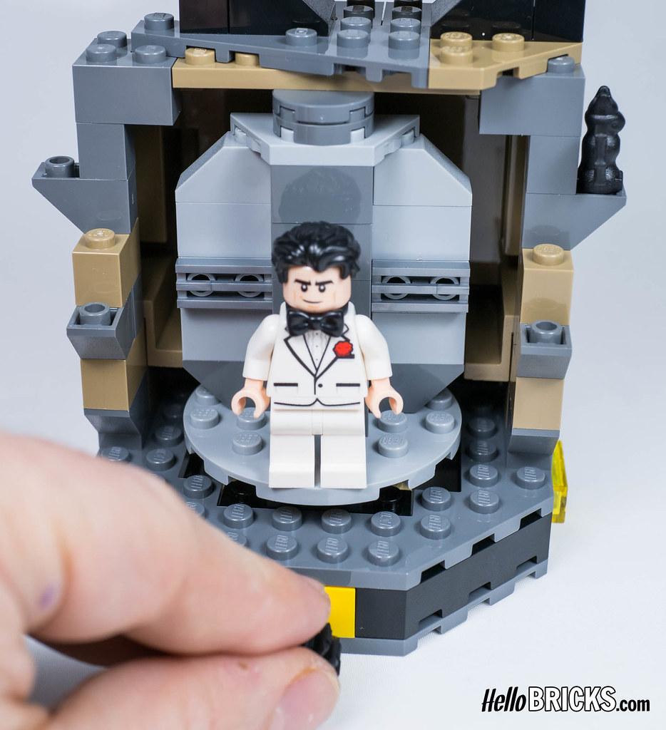Lego 70909 The Batman Movie Batcave Break In Flickr By Gnaat