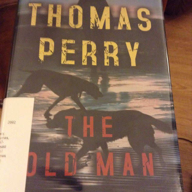 Thomas Perry - The Old Man - Book Cover