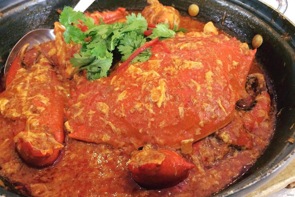 lavlilacs Singapore Sentosa Singapore Seafood Republic Chili Crab
