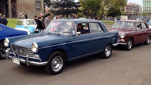 Peugeot 404 - Santiago, Chile